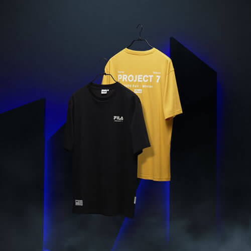 ROJECT7 Tシャツ